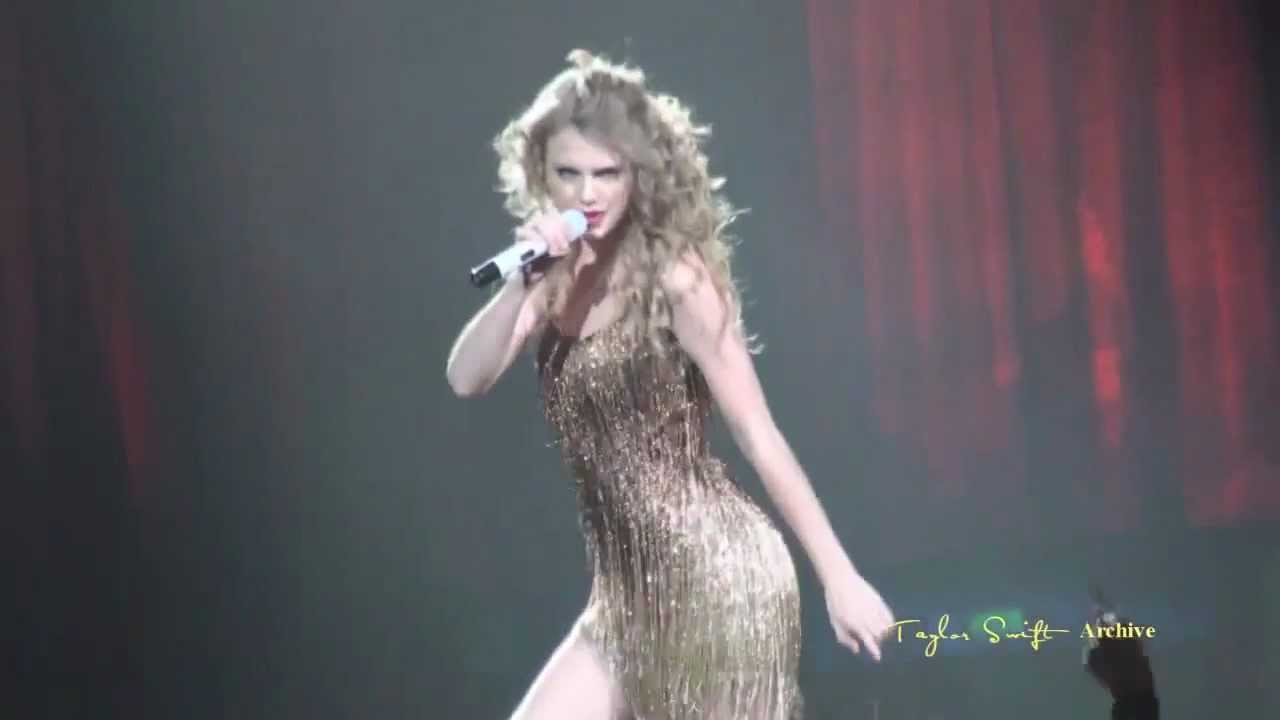 Taylor Swift Better Than Revenge Live Speak Now Tour Hd Youtube