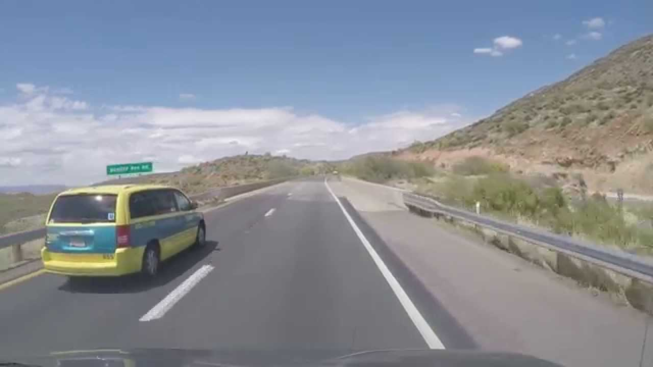 Phoenix To Flagstaff >> Driving From Phoenix Az Thru Mountains To Flagstaff Az Youtube