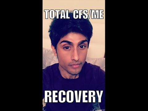 ME/CFS Recovery Story - Supplements