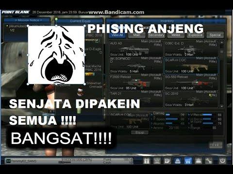 Ini Dia Ceritanya !!!!#Kena Phising (-_-),,,
