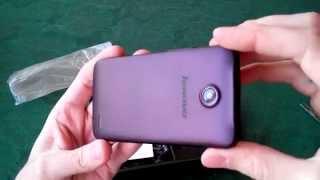 Китай Рулит Посылка из Китая №127 Aliexpress(Lenovo A820 -- это 4-х ядерный смартфон на базе MTК6589 и частотой 1,2 Ггц. Девайс получил 1 Гб оперативной памяти что..., 2014-04-18T15:58:44.000Z)