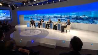India Vision 2025 - Discussion in World Economic Forum 2015