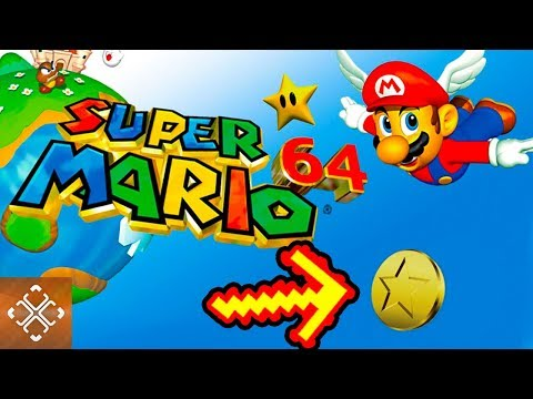 Hidden Secrets In Super Mario 64 Too Hard To Find
