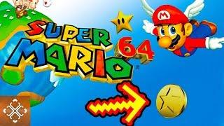 Hidden Secrets In Super Mario 64 Too Hard To Find