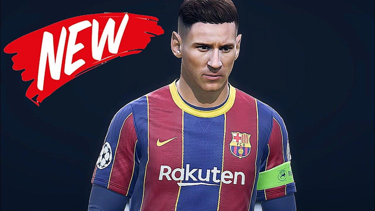 Fifa 21 Fc Barcelona Dortmund Gameplay Pc Hdr Ultimate Mod Youtube