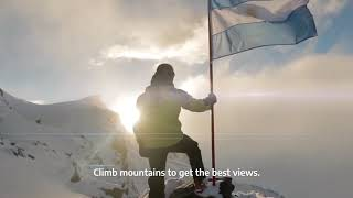 Elegí tu próxima aventura: Visit Argentina - English Subs