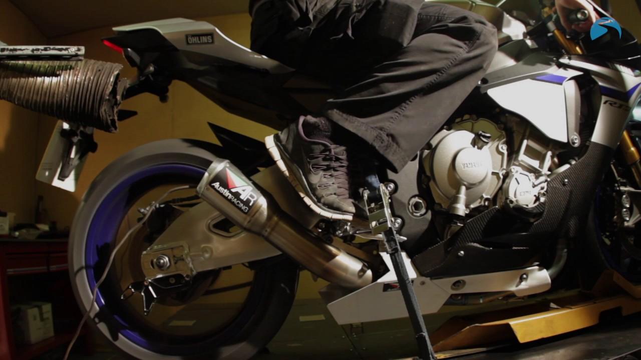 Yamaha YZF-R1M - Long Term Update #1