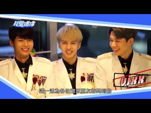 [ENG SUB] 161226 MTV Idols of Asia Interview - VIXX