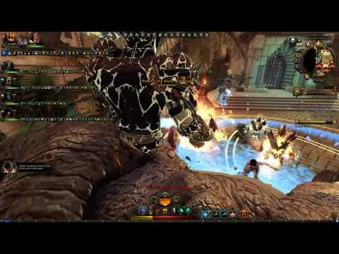 Neverwinter Online Mod 12.5 -The Merchant Prince's Folly Gwf Gameplay