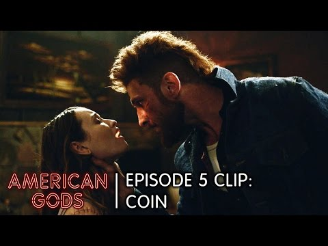 Episode 5 Clip: Coin | American Gods