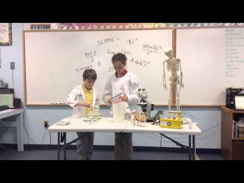 Slime - Wimbish Adventist School - RuthAnn Fillman