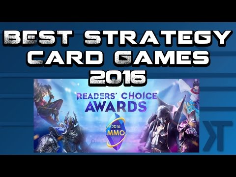 Best Strategy Card Games On Mobile! | 2016 |