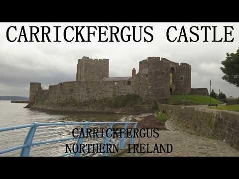 Carrickfergus Castle Tour