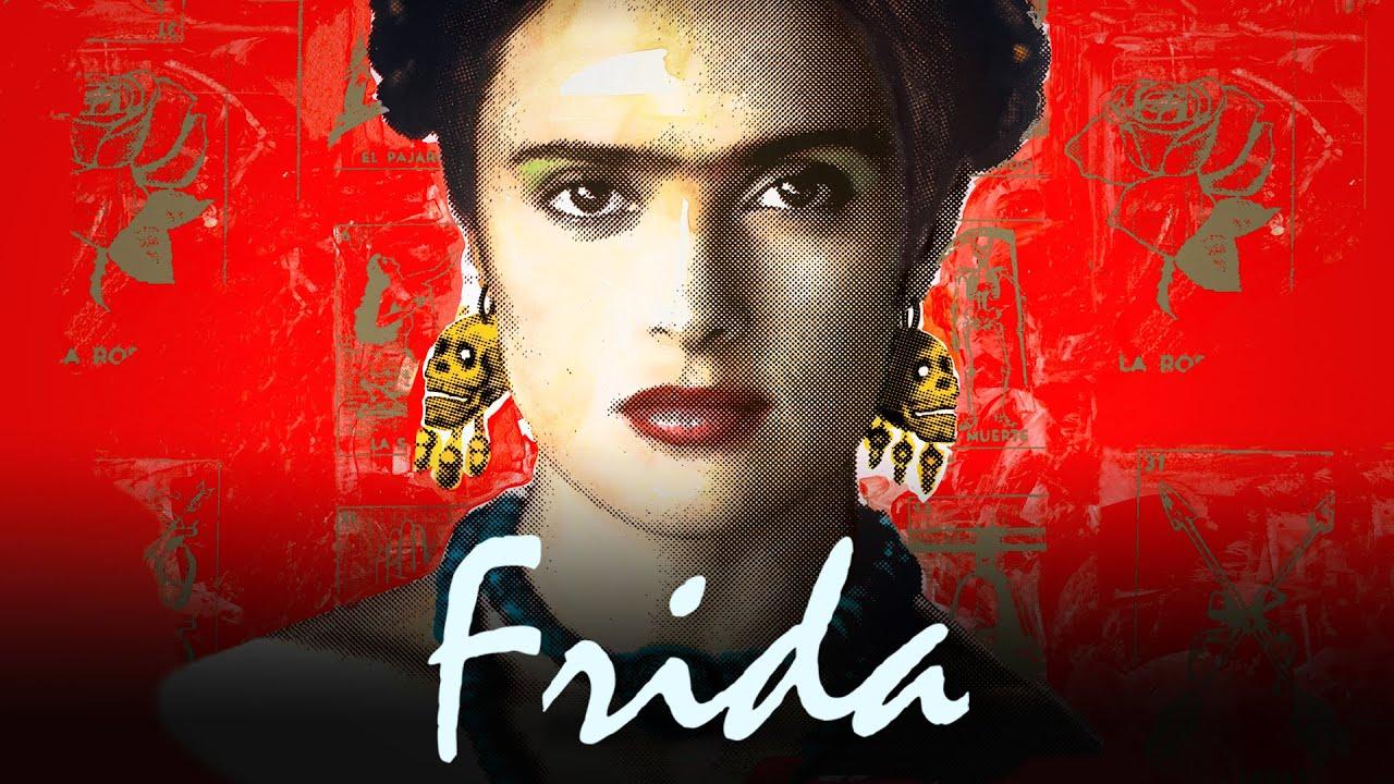 Frida official trailer hd salma hayek antonio for Fotos fuera de serie
