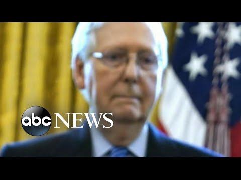 Impeachment trial delay
