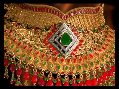 Saravana Stores Wedding Jewelry Fire Collection YouTube