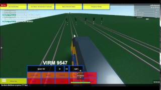 ROBLOX train driver tut for good trains