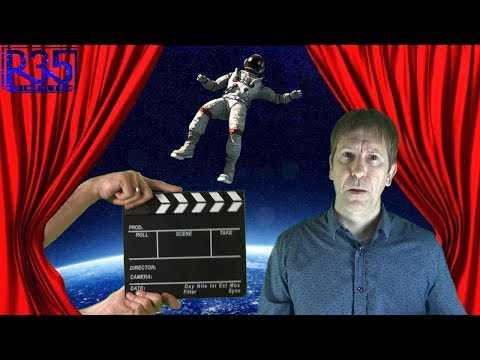 ¿NASA ES UN DESCOMUNAL TEATRO Y LOS ASTRONAUTAS SON ACTORES?