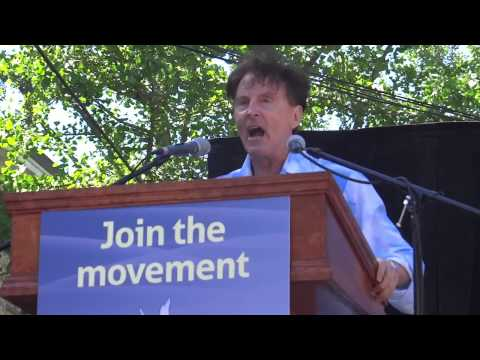 "OCCUPY PEACE RALLY w GARY NULL ""WE ARE A NATION OF MAL-ADAPTED PEOPLE"""