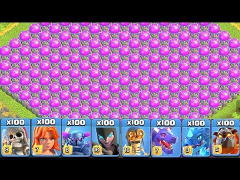 The Most Satisfying Funny Raid Ever In Clash Of Clans | Part 4