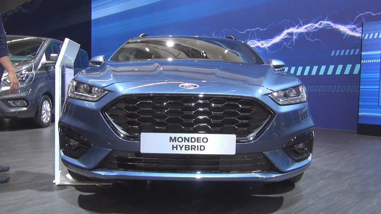 Ford Mondeo St Line Hybrid Turnier 2020 Exterior And Interior