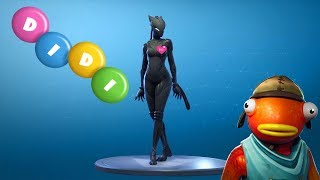 Fortnite-Fishstick-the funniest skin ever:D