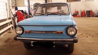 Тюнинг ЗАЗ 968м — лучший вариант рестайлинга
