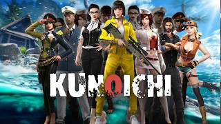 Free Fire (Kunoichi) Leroy_Dz -15 kill