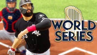 HITTING A GRAND SLAM IN THE WORLD SERIES! MLB The Show 19   Road To The Show Gameplay #56