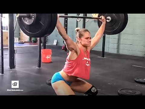 Beginner's Guide to the Snatch w/ Q&A | Cassie Smith & Andy Swanson