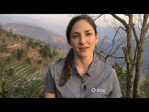 Update from the field: Bringing water to the terraced fields of Nepal