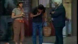 El Chavo del Ocho - Capítulo 44 Parte 2 - El Cochino - 1974