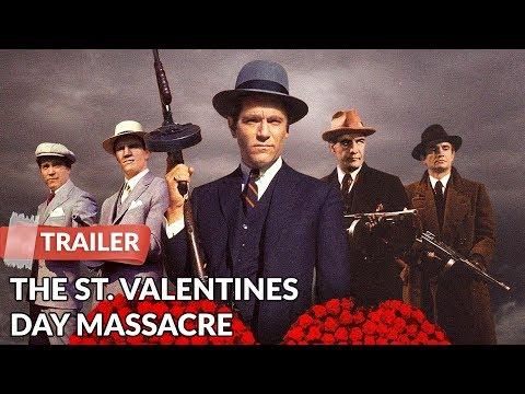 The St. Valentines Day Massacre 1967 Trailer | Jason Robards