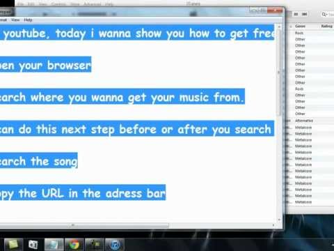 How to get free music on iTunes
