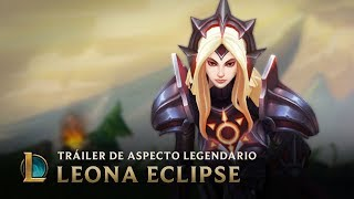 El aquelarre y el eclipse | Tráiler de aspectos: Leona eclipse - League of Legends