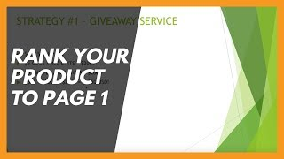 LAUNCH & RANK your Amazon FBA Private Label product on page 1 FAST - 2017 Tutorial