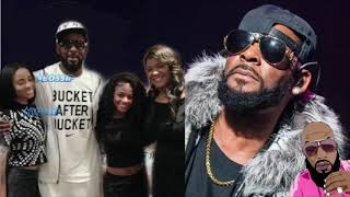 R. Kelly Purchases Several Tickets To Africa To Get Away From Prosecution