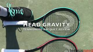 HEAD Gravity Racquet Review