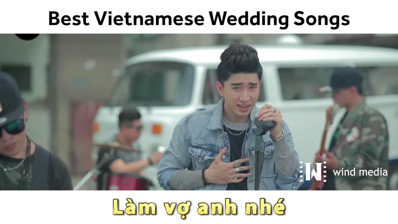 Top 15 bài hát mở màn đám cưới hay nhất (Phần 1)