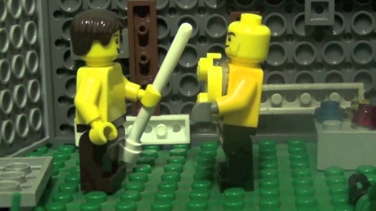 Lego:Boy Of The Painted Cave - YouTube