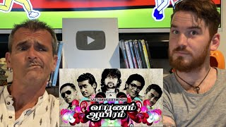 Vaaranam Aayiram trailer REACTION!!