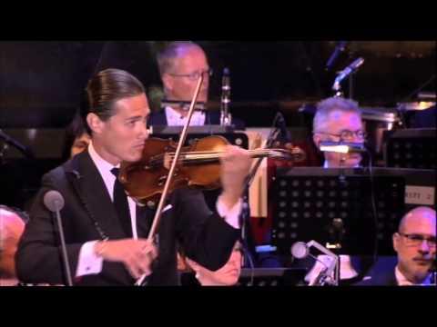 Charlie Siem performing Tzigane by Ravel