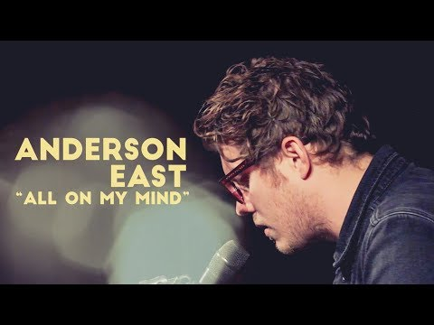 """Anderson East """"All On My Mind"""" [LIVE Dell Music Lounge 2017] 