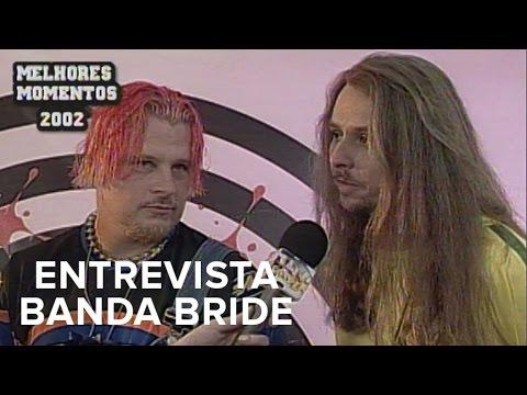 Clip Gospel - Entrevista Banda Bride