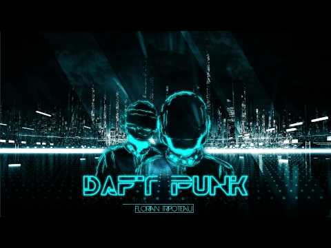 「Tron Legacy」 Daft Punk  End of Line Bass Remix