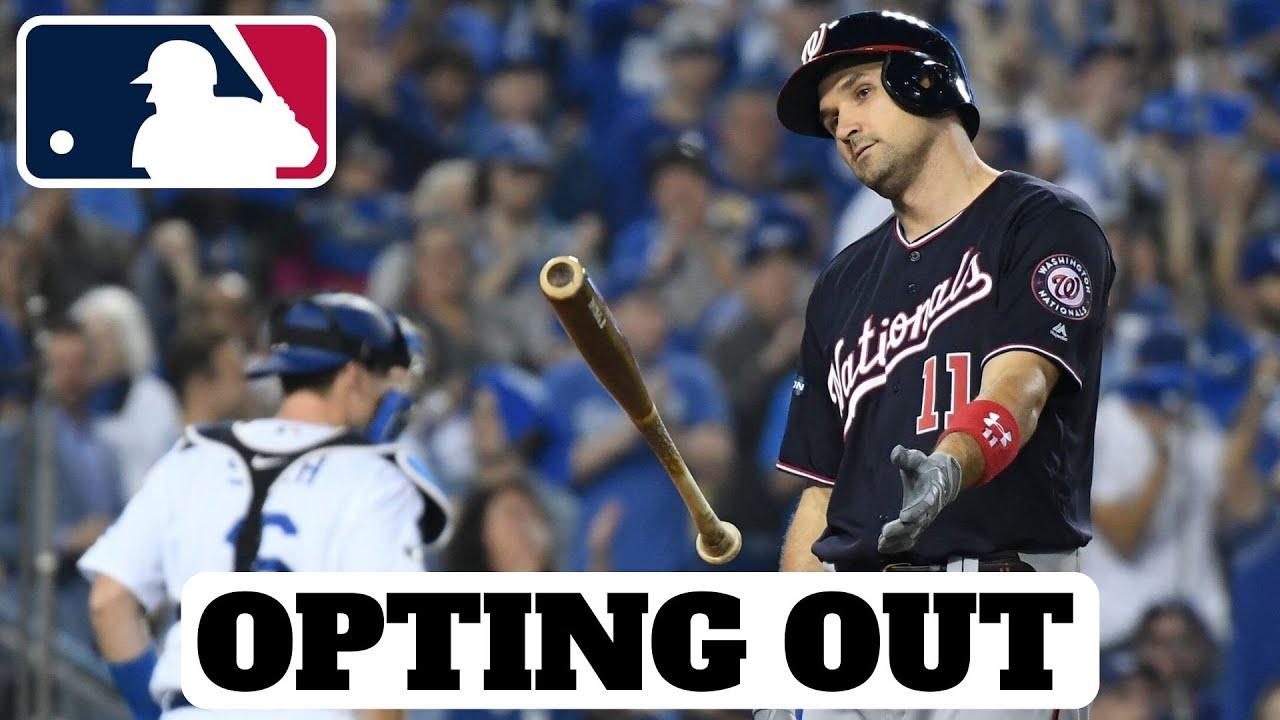 MLB Players Opt Out Of 2020 Season