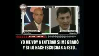 La Amenaza de Touriño, abogado contratado por De la Sota en caso Alos.