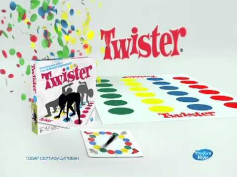 98831 Напольная игра Hasbro Games Твистер