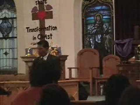 Khotbah Advent Bangun di IFGF Harrisburg part 6