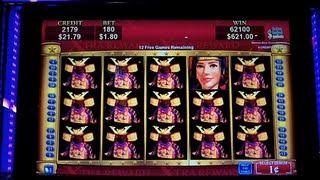 Konami - Fan-tastic Gold Slot Machine Bonus - **HUGE WIN** thumbnail